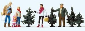 Preiser Kerstboom kopen