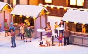 Noch 12026 op de kerstmarkt