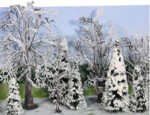 Heki 2101 winterbomen